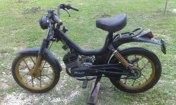 TUBONE – il ciclomotore degli anni '80