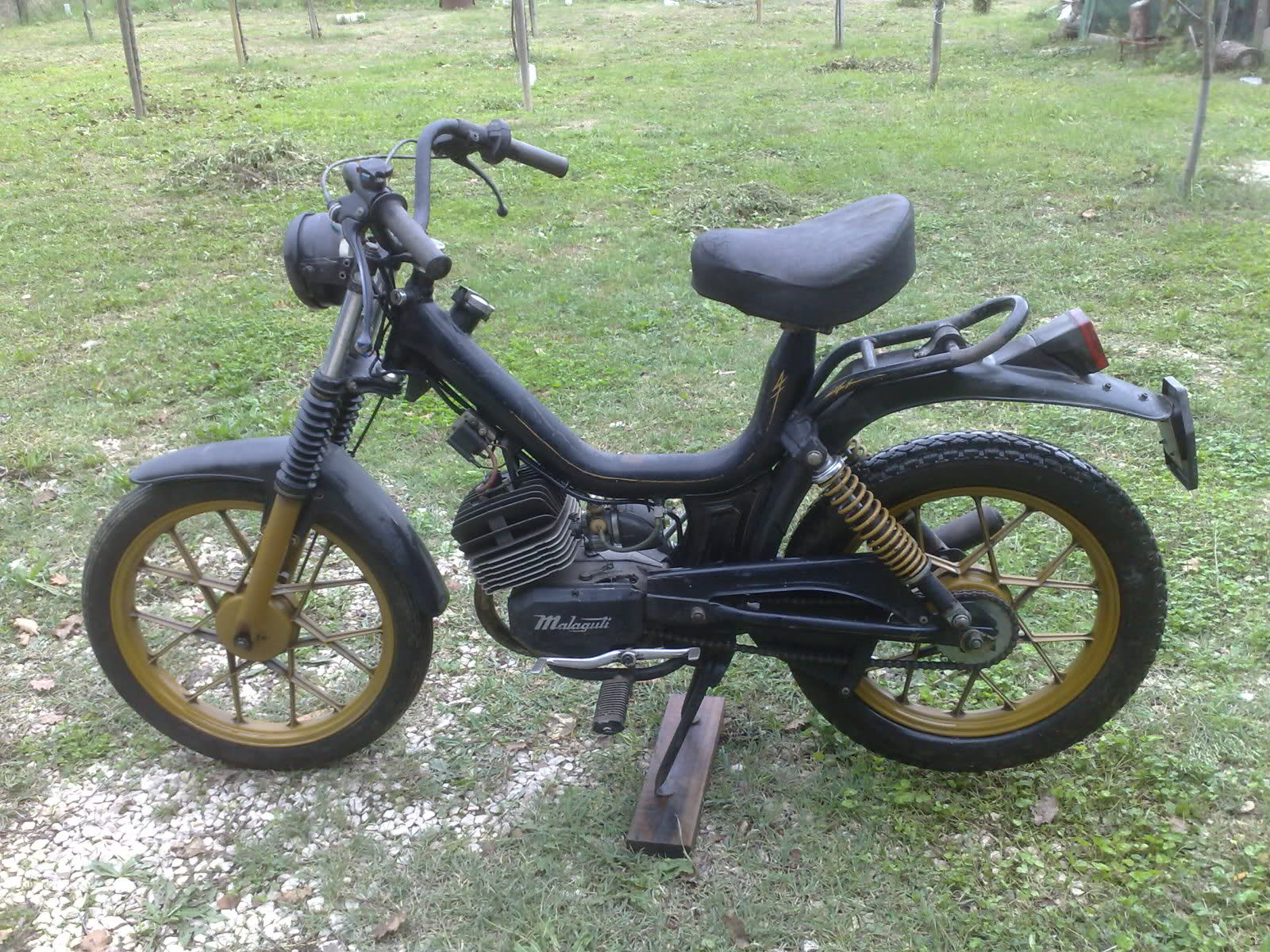 Motorini Anni 70 80.Tubone Il Ciclomotore Degli Anni 80