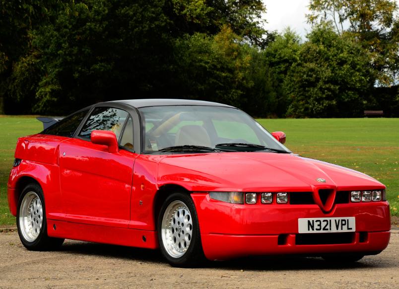 zagato Alfa Romeo SZ 1989