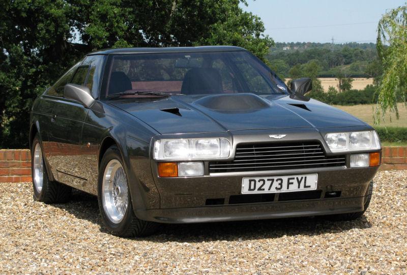 zagato Aston Martin Vantage 1988