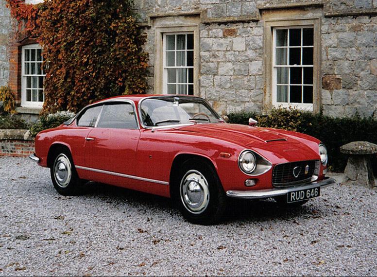 zagato Lancia Flaminia Sport 1958