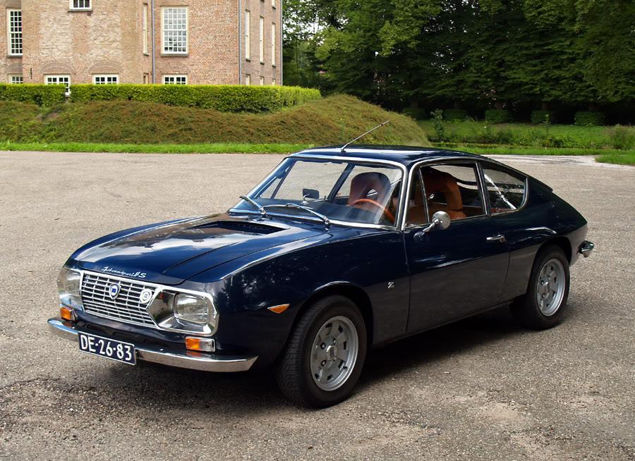 Lancia fulvia sport del 1966