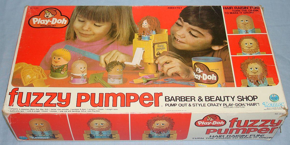 playdoj kenner 1977 confezione vintage