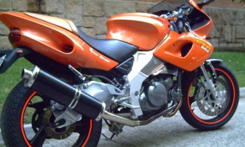 YAMAHA SZR 660 SUPERSINGLE – (1995/2001) – Giappone