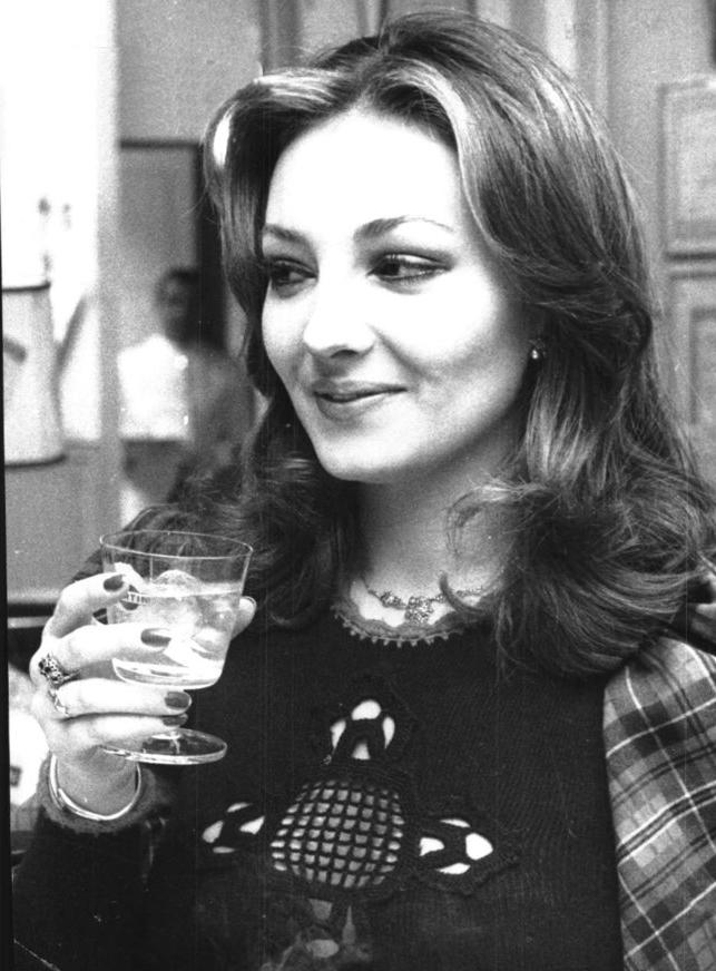Maria Rosaria Omaggio anni 70