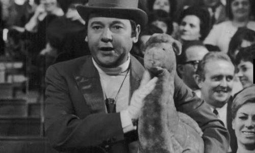 PROFESSOR KRANZ tedesco di Germania – Paolo Villaggio (Fine anni '60)