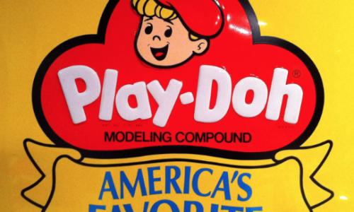 PLAY-DOH – Giocattoli intelligenti – (Dal 1956)
