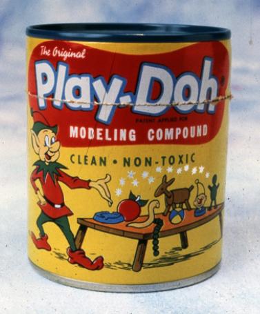 play-doh prima lattina originale