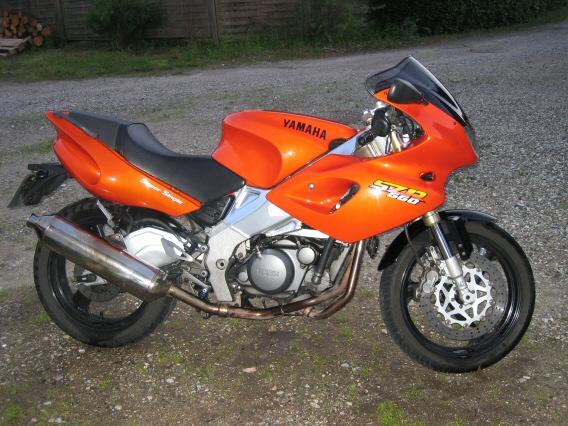 Yamaha-SZR