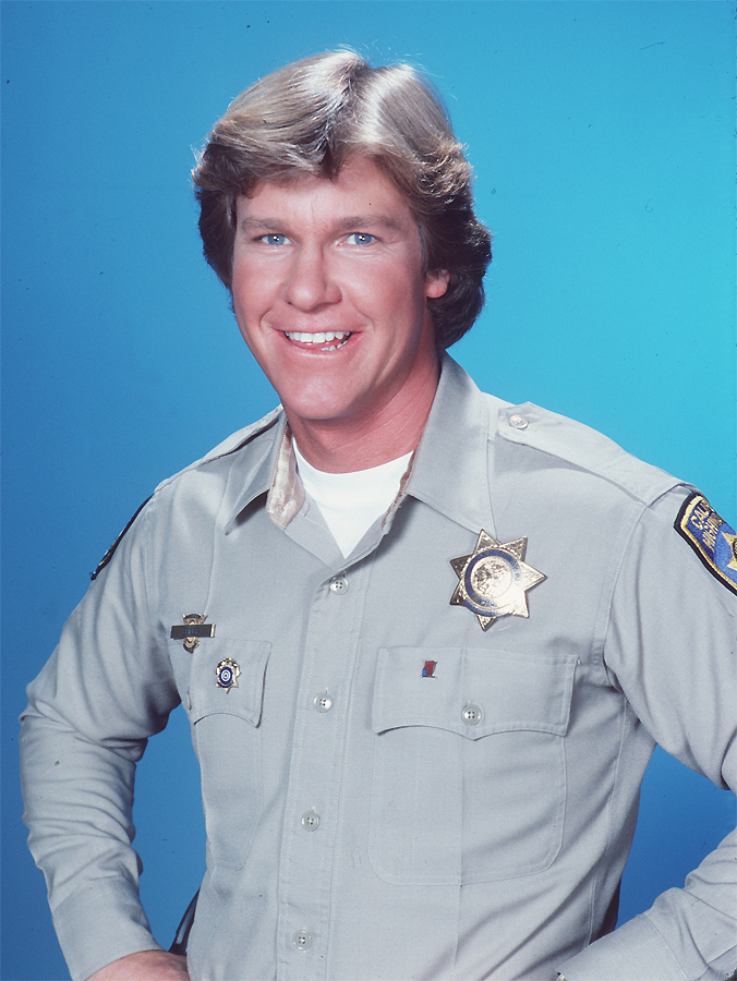 chips jon baker larry wilcox come era giovane