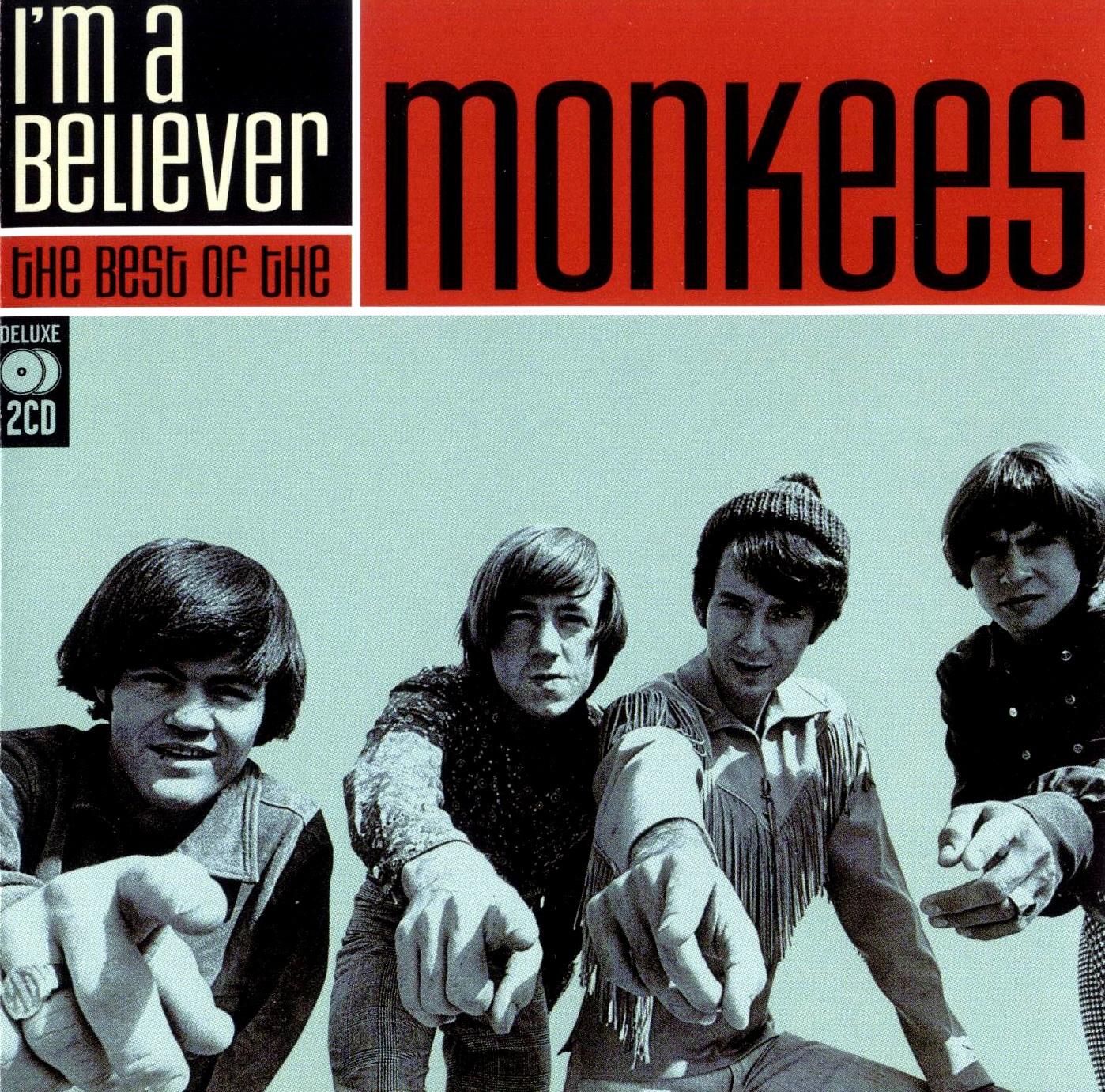 Monkees i'm believer copertina