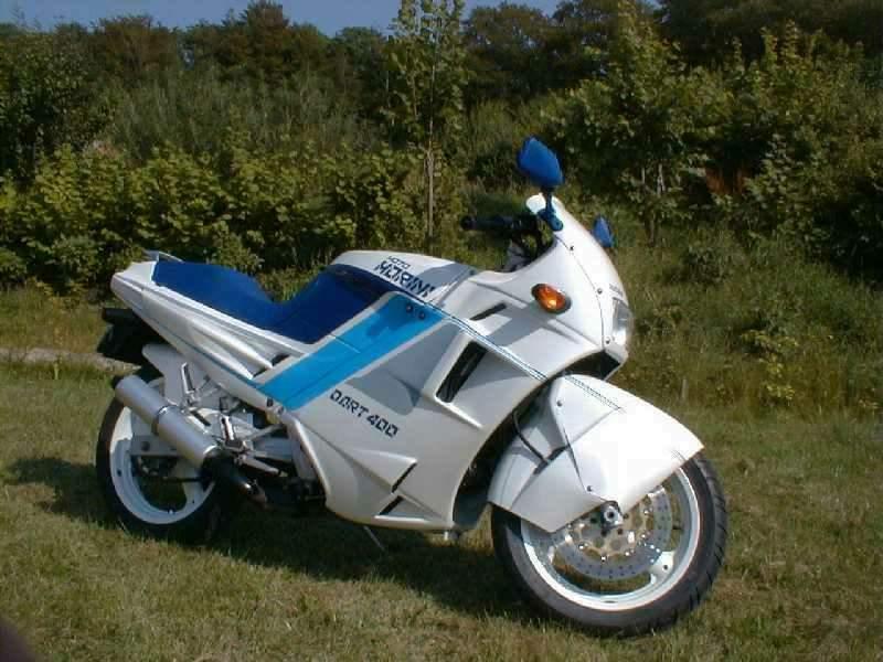 Moto Morini 400 Dart