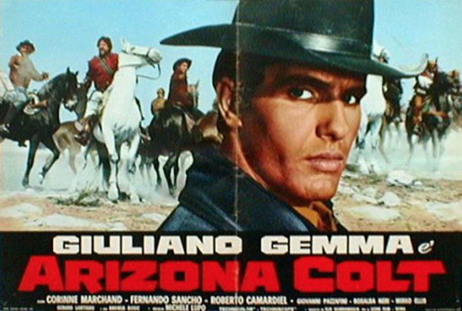 giuliano gemma locandina western