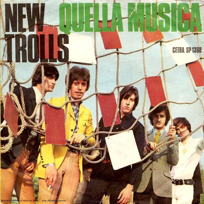 new trolls davanti agli occhi miei 1969 copertina 2