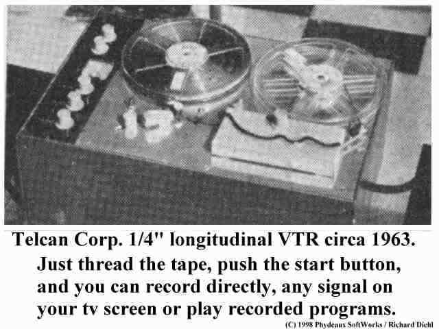 telcan vtr 1963