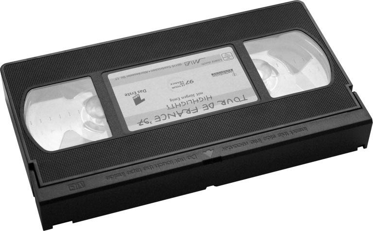 videocasetta VHS