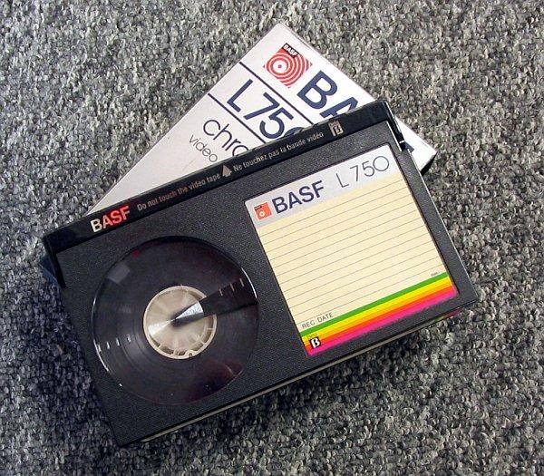 videocassetta betamax