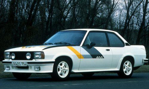 Storia dell'auto: OPEL ASCONA 400 – (1979/1984)