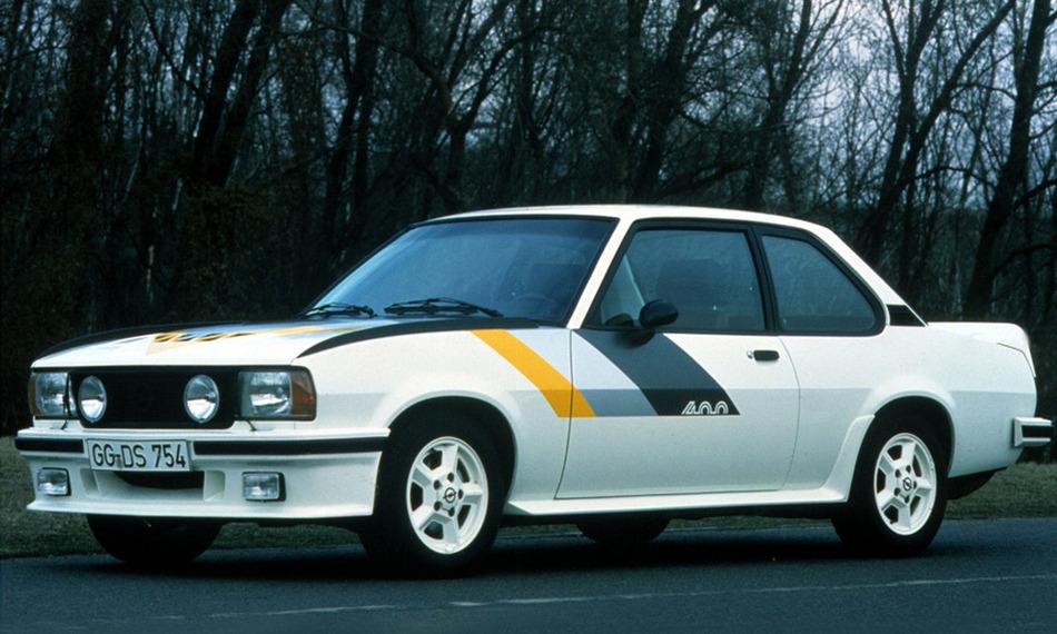 Opel Ascona 400 stradale 5 3