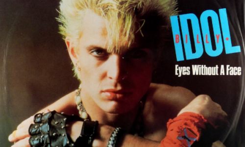EYES WITHOUT A FACE – Billy Idol – (1983)