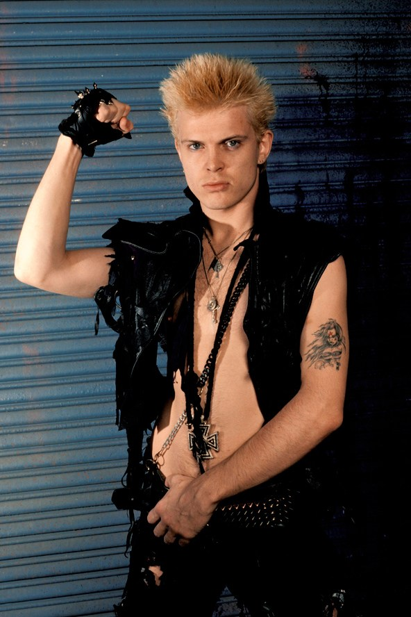 billy idol getty imagse