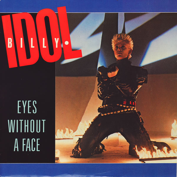 billy idol copertina
