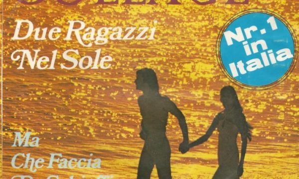 DUE RAGAZZI NEL SOLE / TU MI RUBI L'ANIMA – Collage – (1976/1977)