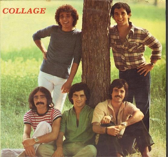 i collage 1977 gruppo musicale italiano