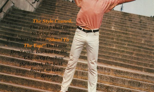 SHOUT TO THE TOP – The Style Council  – (1984)