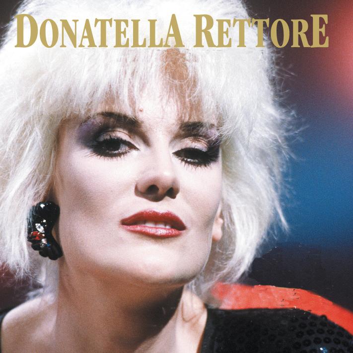 Donatella rettore splendido splendente copertina