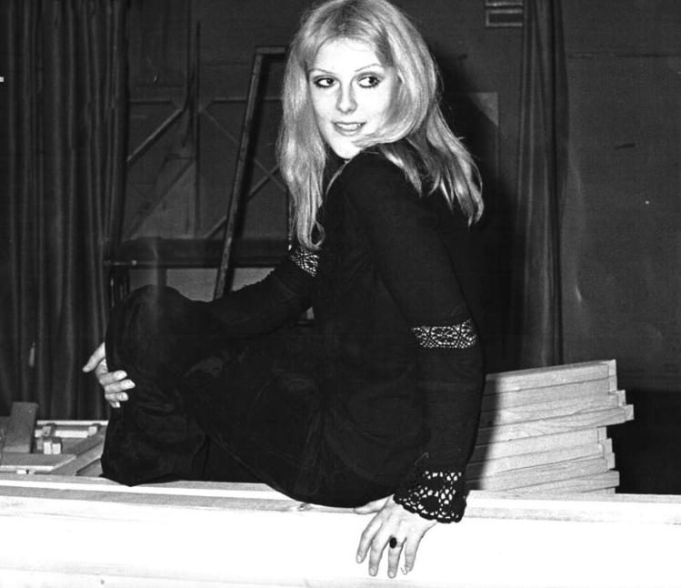 Dontaella rettore giovane anni 70