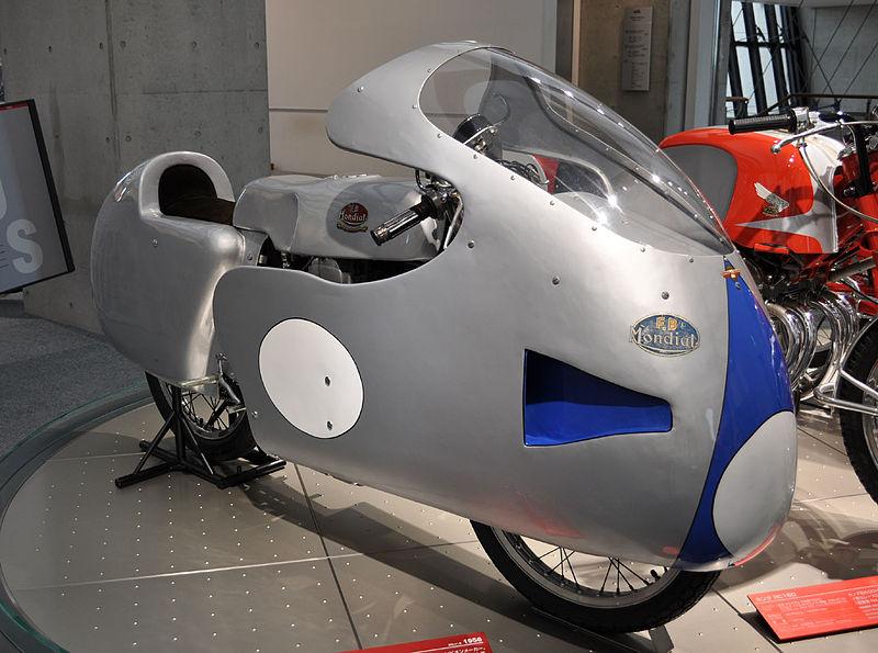 FB Mondial 125 GP del 1956