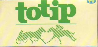 C'era una volta il TOTIP – (1948/2007)