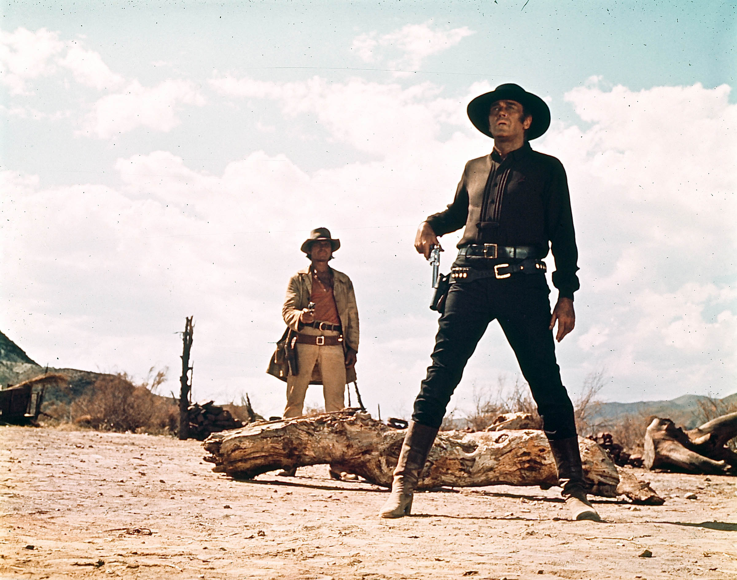 duello spaghetti western all'italiana