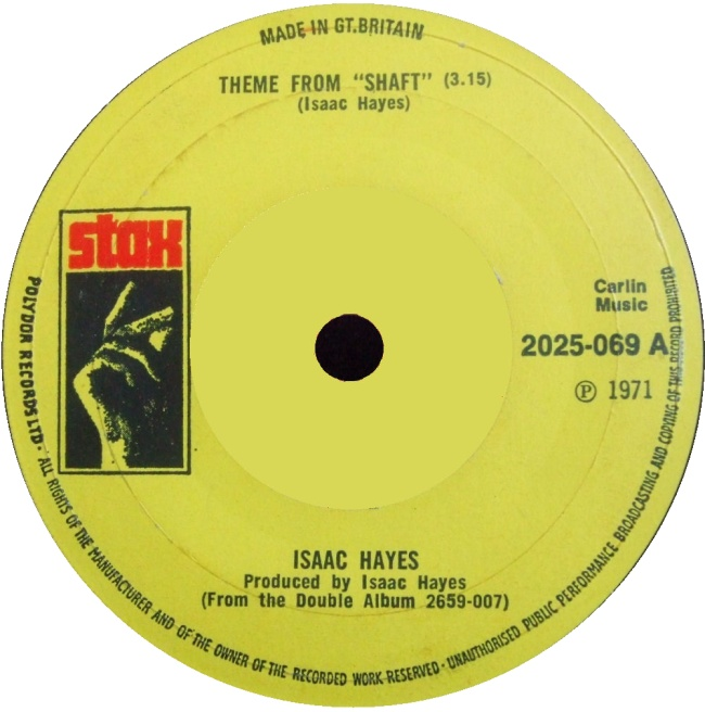 isaac hayes theme from shaft-