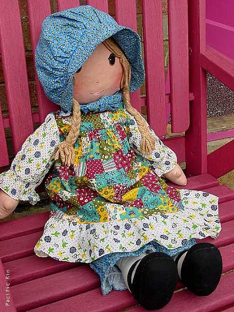rag-doll-holly-hobbie