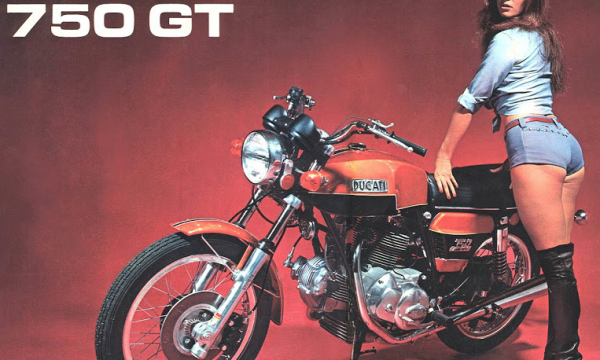 DUCATI 750 GT – (1971/1974) – Italia