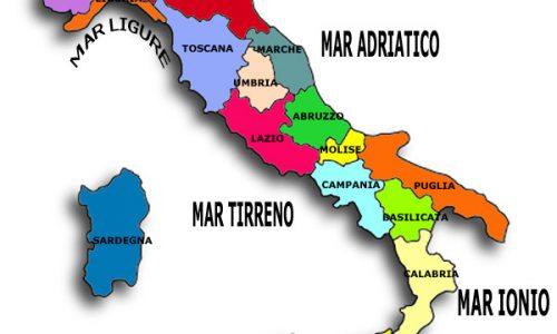 SONDAGGI di CURIOSANDO – Da quale zona d'Italia ti colleghi ?