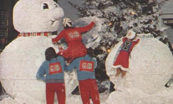 GIOCHI SOTTO L'ALBERO – (1970/1989)