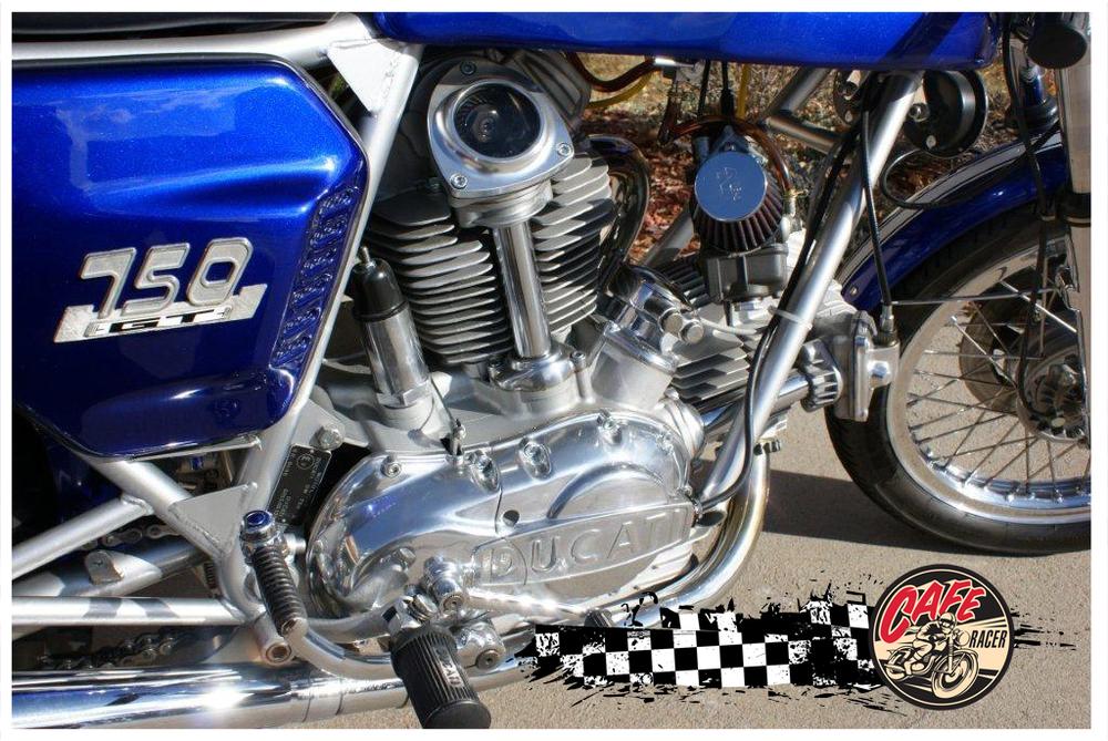 ducati 750 gt 1974 motore