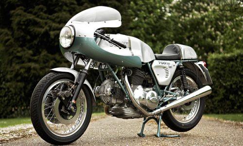 DUCATI 750 SS – (1973/1977) – Italia
