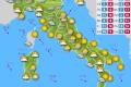 Previsioni del tempo - Oroscopo e Almanacco del giorno 01 FEBBRAIO
