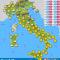 &nbsp;<center> Previsioni del tempo - Oroscopo e Almanacco del giorno 30  LUGLIO
