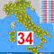 &nbsp;<center> Previsioni del tempo - Oroscopo e Almanacco del giorno 31 AGOSTO