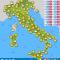 &nbsp;<center> Previsioni del tempo - Oroscopo e Almanacco del giorno 30 GIUGNO