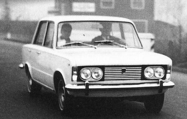 Fiat 125 prototipo del 1966