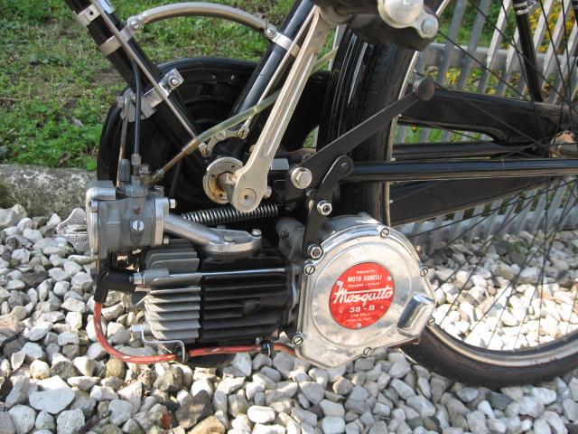 Garelli Mosquito 19461975 Moto Epoca Anni 60