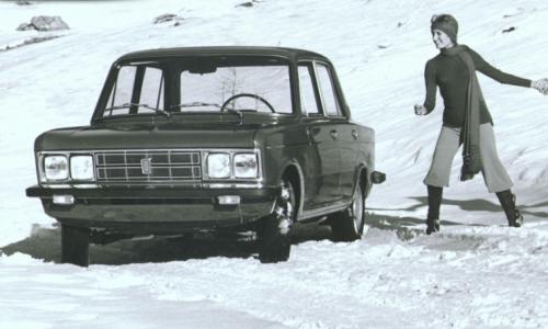 Storia dell'auto: FIAT 125 – (1967/1972)
