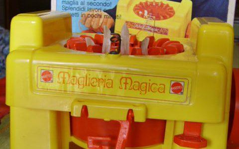 MAGLIERIA MAGICA – Mattel – (Anni '80/90)