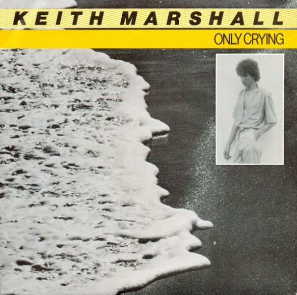 keith marshall only crying arrival copertina